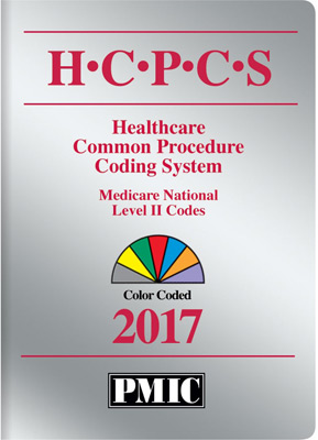 HCPCS 2017 Coder's Choice® Book Cover