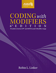 Coding with Modifiers 6th Edition Book Cover